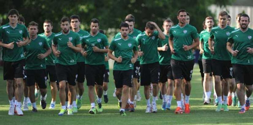 Bursaspor Avusturya'ya gidiyor!