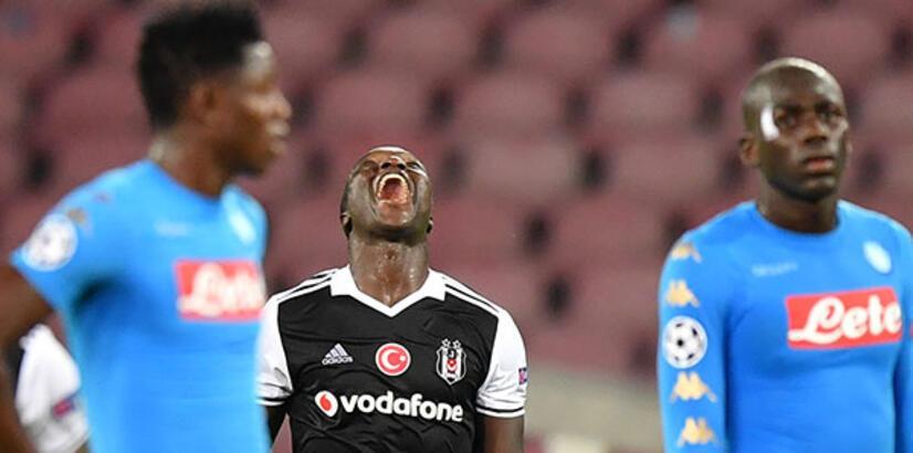 Beşiktaş, Napoli'ye rövanşı vermeyecek