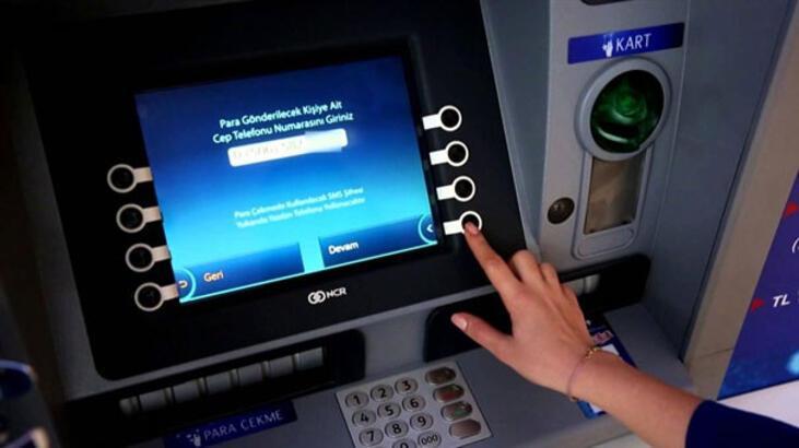 ATM'den para çekecekler dikkat! 100 liraya 2 lira sınırı...