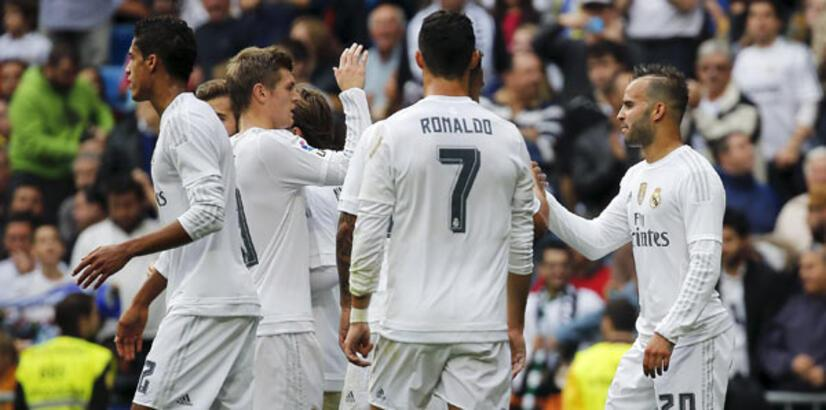 La Liga'da Real Madrid averajla liderliğini sürdürdü