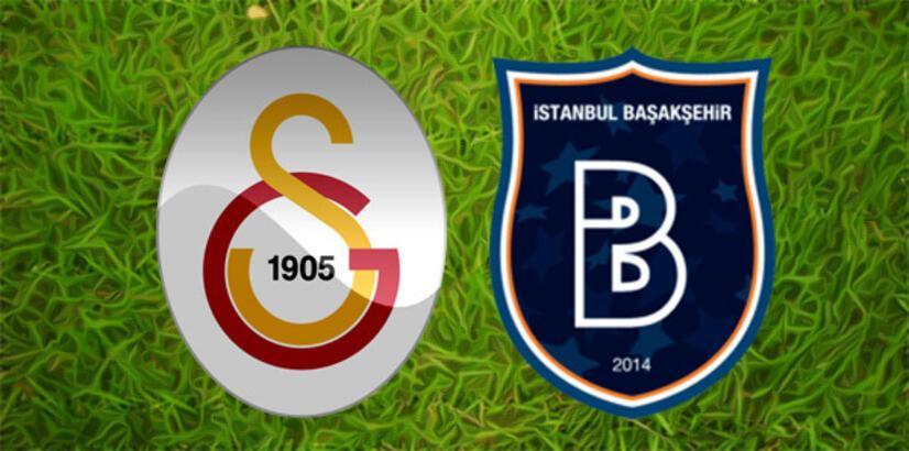 Galatasaray Başakşehir maç sonucu 1-2 (Maçın özeti)