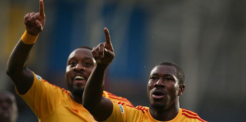 İlk golü atmak Kayserispor'a yaramıyor