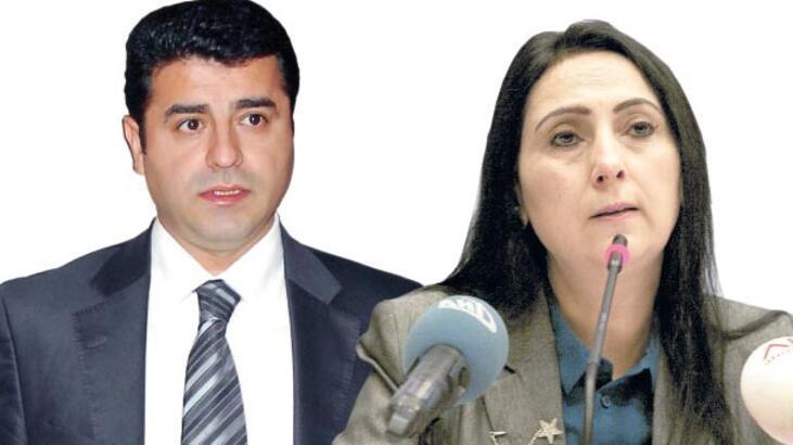HDP yönetiminde radikal değişim