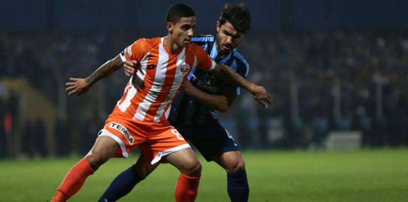 Adanaspor-Adana Demirspor: 1-0