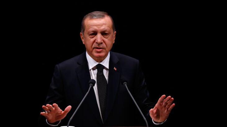 Cumhurbaşkanı Erdoğan Atatürk'ü anma töreninde açıkladı