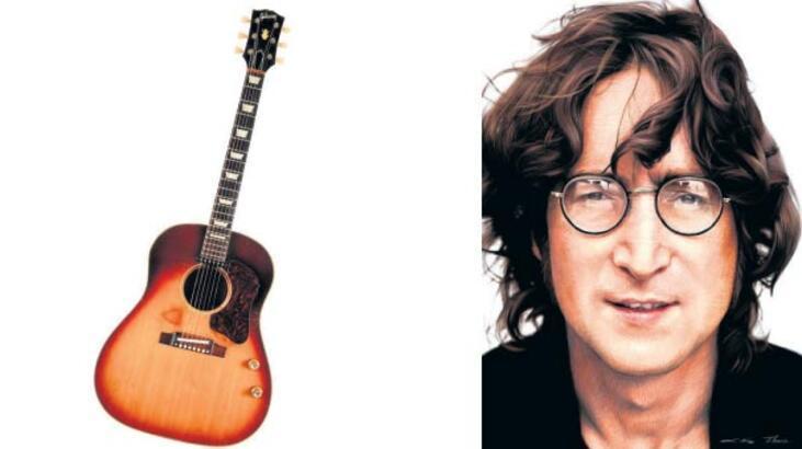 Kayıp gitara 7 milyon TL