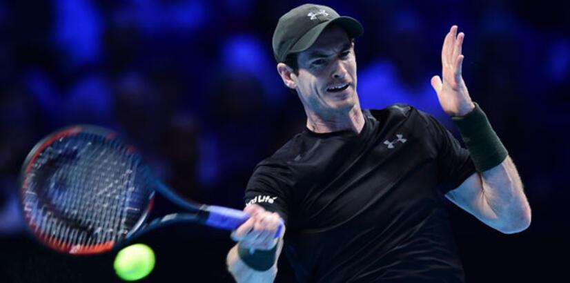 Tarihi maç Andy Murray'nin!