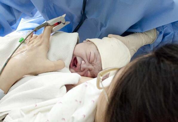 Sezaryen ve normal doğum arasındaki farklar