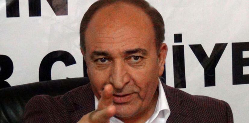 Mersin İdmanyurdu Başkanı Ali Kahramanlı isyan etti