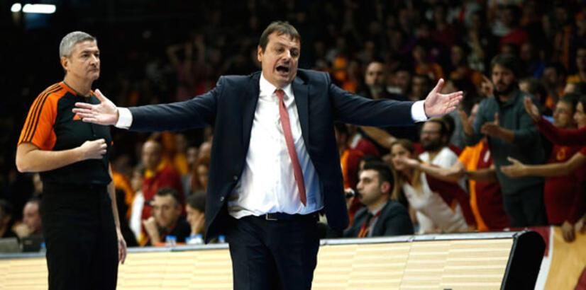 "Ataman: ""Euroleague'de biz de varız"""