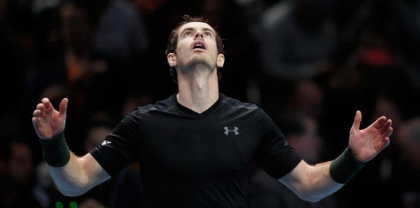 Andy Murray ilk kez finalde