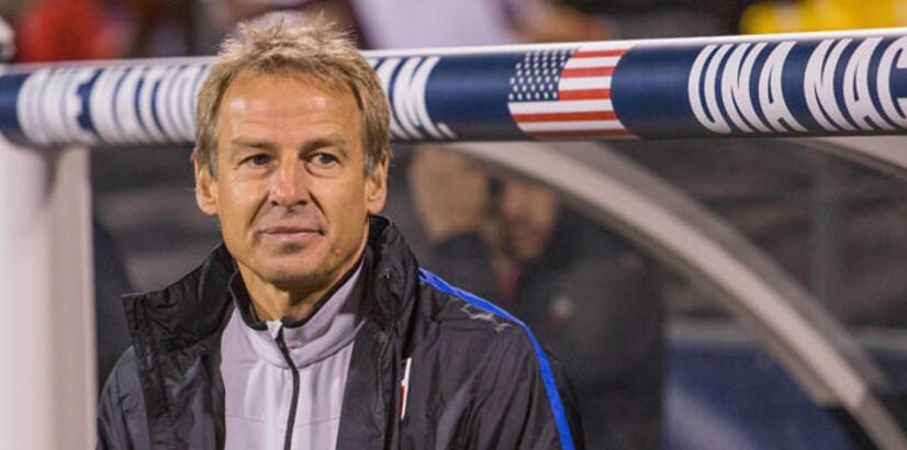Jürgen Klinsmann kovuldu!