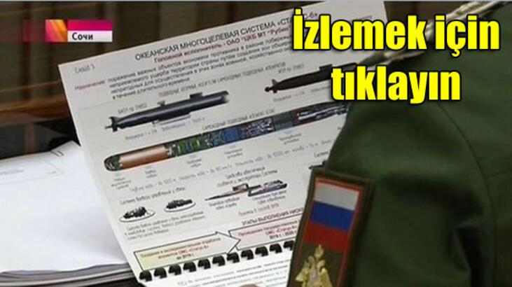 Rusya'nın gizli nükleer denizaltısı sızdı