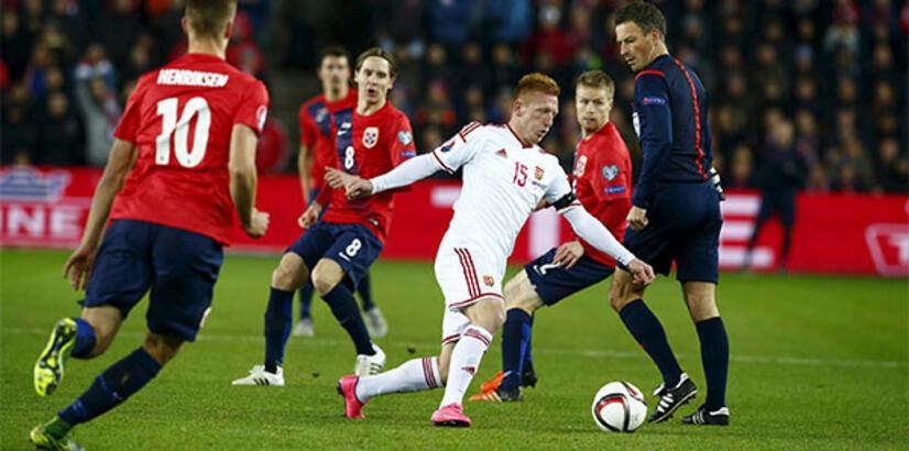 Norveç - Macaristan 0-1