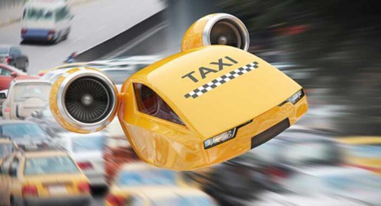 Uber CEO'su Khosrowshahi: Uçan taksi hizmetine 5-10 yıl içinde başlayabiliriz