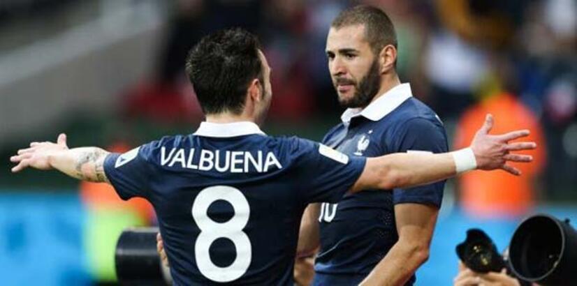 Fransız futbolunda şantaj skandalı!