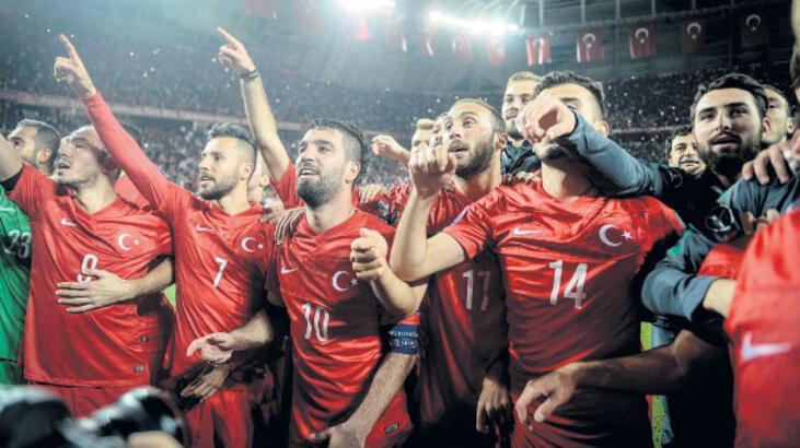 Türkiye'nin turnuva karnesi