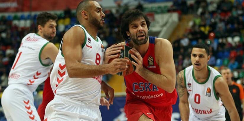 CSKA Moskova liderliğini sürdürdü