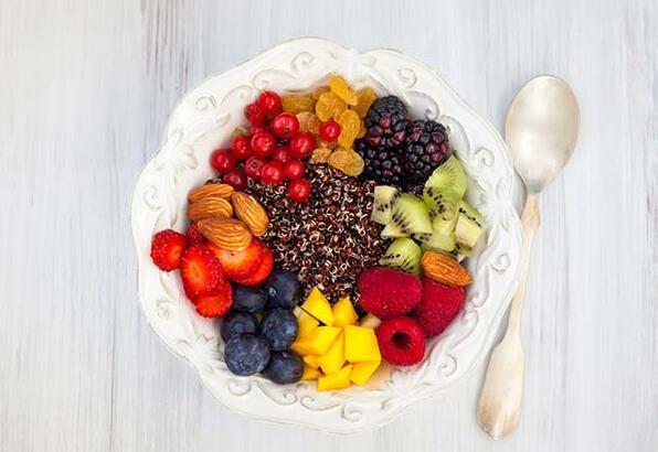 Bağışıklık güçlendiren diyet