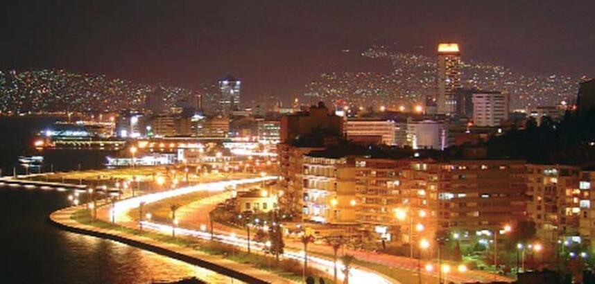 İzmir dünya dördüncüsü
