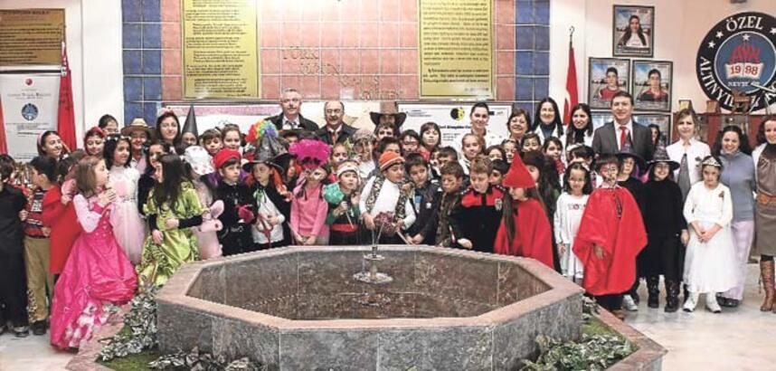 Nevşehir'de Miço yarıyıl etkinliği