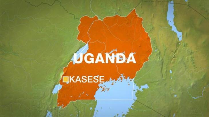 Uganda'da polis-kabile savaşı