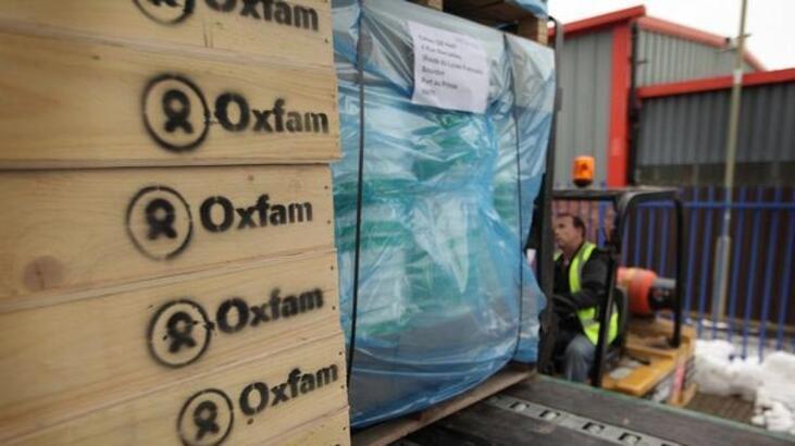 Oxfam direktöründen iğrenç itiraf!