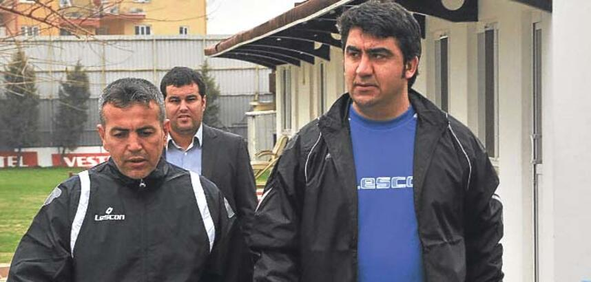 Manisaspor'da Ümit'li işbaşı