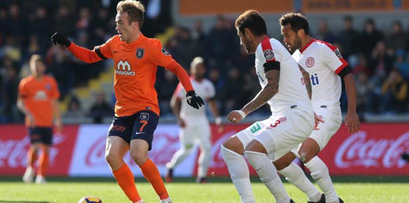 Medipol Başakşehir - Antalyaspor: 2-2