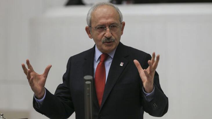 Kılıçdaroğlu'ndan bütçe görüşmelerinde OHAL eleştirisi