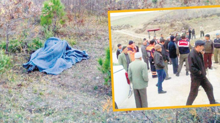 12 yaşındaki Halil'i domuz bağı ile öldürdüler