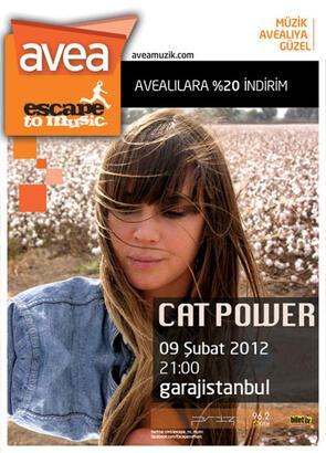 Cat Power'ı özleyenlere müjde!