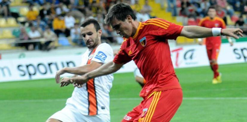Luce'nin takımı Kayseri'yi yendi