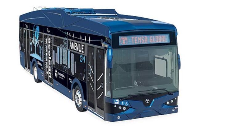 Temsa yüzde 100 elektrikli otobüsünü yola çıkarıyor