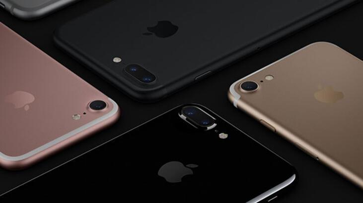 iPhone 7s ve 7s Plus'a farklı renk seçeneği