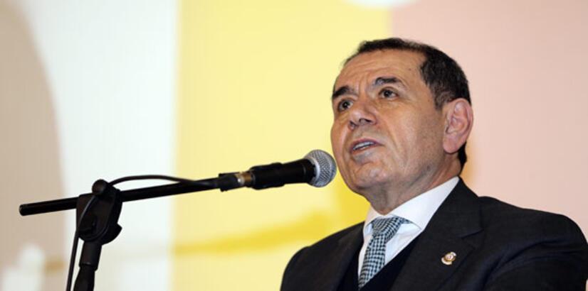 Dursun Özbek Mayıs'ta yeniden aday