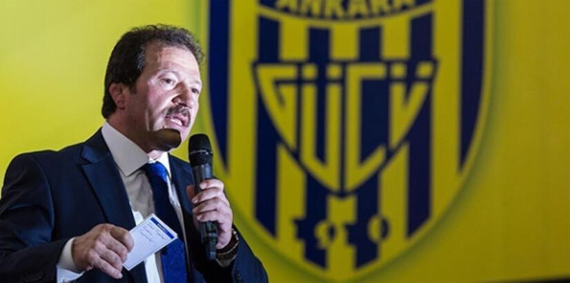 Mehmet Yiğiner: 'Transfer yasağını kaldıramadık'