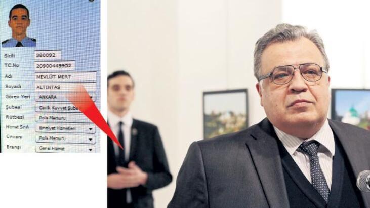 Rus Büyükelçi'ye Ankara'da suikast