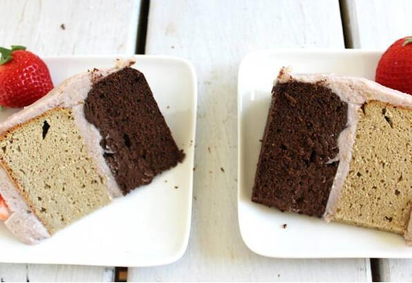 Şekersiz çikolatalı kek tarifi