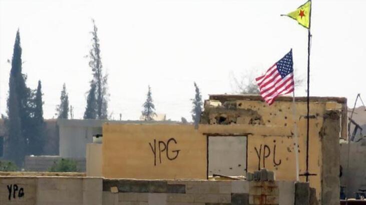 """ABD'den PYD/PKK sınır gücüne """"Irak-Suriye sınırı"""" kılıfı"""