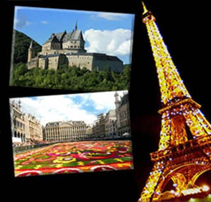Avrupa'da rüya gibi bir tatil!