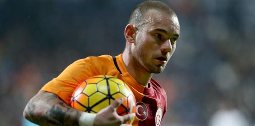 Şok iddia! Sneijder her şeyi biliyordu