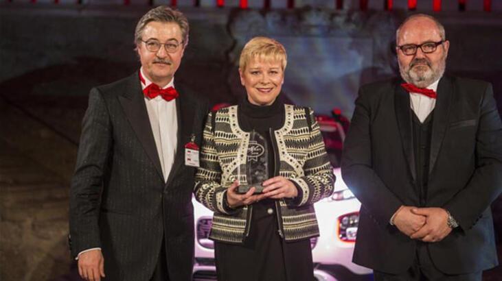 """Citroen C3 Aircross'a """"Autobest 2018"""" ödülü"""