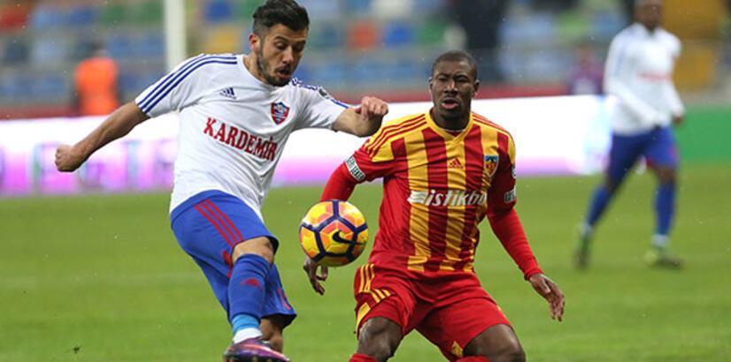 Nakoulma, Kayserispor ile sözleşmesini feshetti