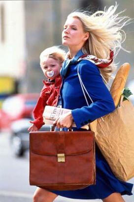 Çalışan annelerin hayatlarını kolaylaştıracak öneriler