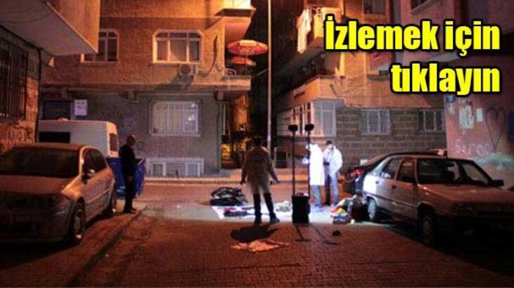 İstanbul'da vahşi cinayet!