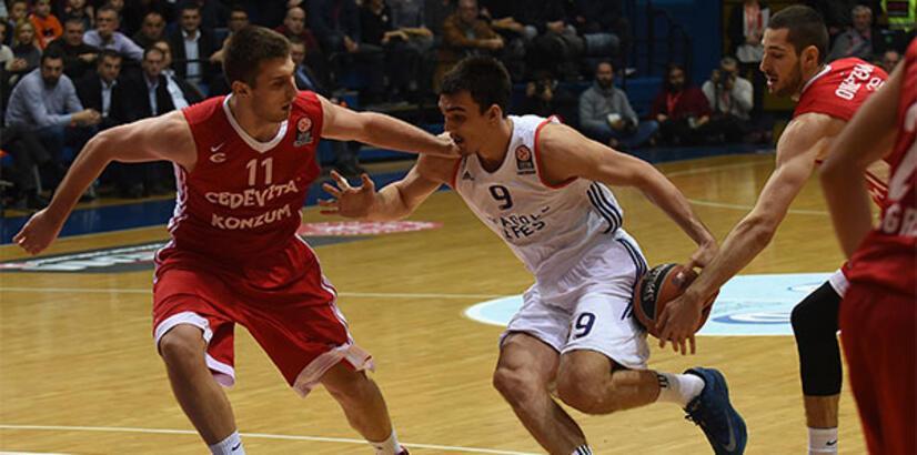 Anadolu Efes Avrupa Ligi'ndeki 9. maçında sahasında Laboral Kutxa ile karşılaşacak