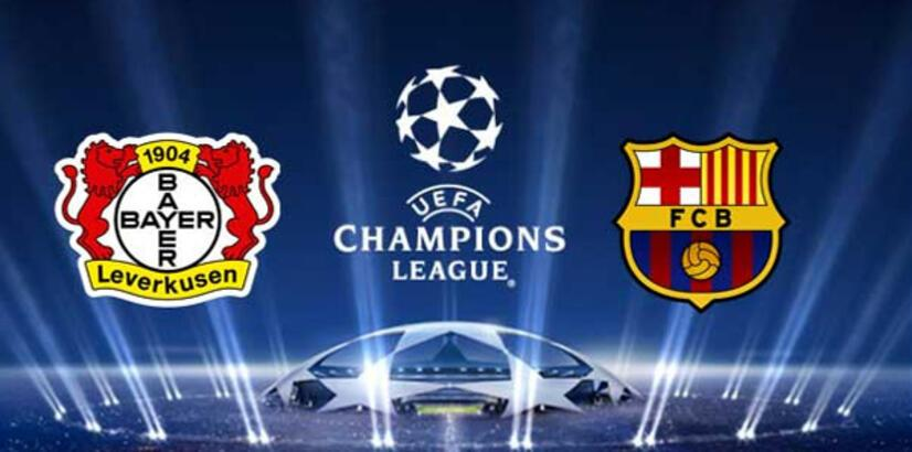 Barcelona Bayer Leverkusen maçı ne zaman saat kaçta hangi kanalda?