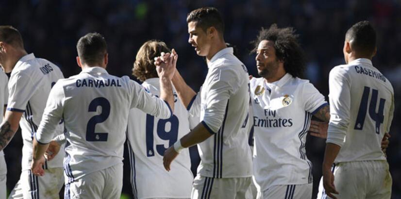 Real Madrid 5 - 0 Granada