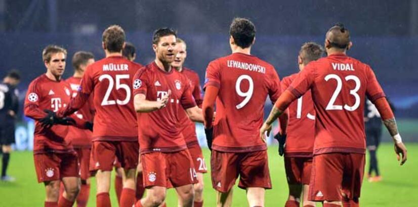 Bayern Münih, Barcelona'yı geçti